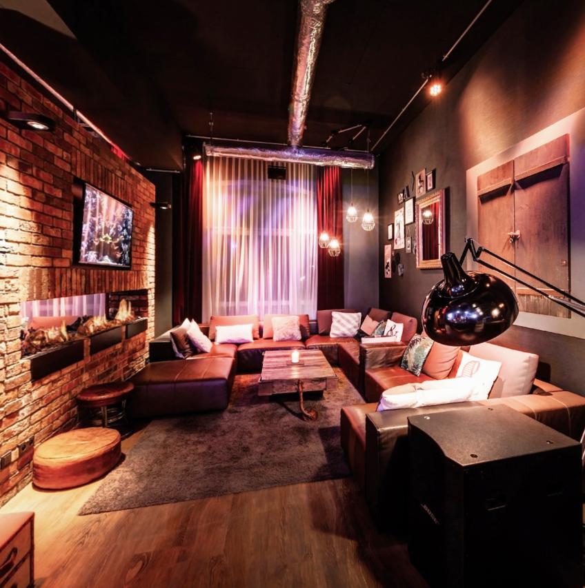 Pentahotel Paris – Studio Boxler Interior Design