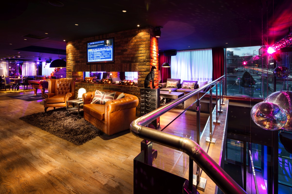 Pentahotel Birmingham- Studio Boxler Interior Design