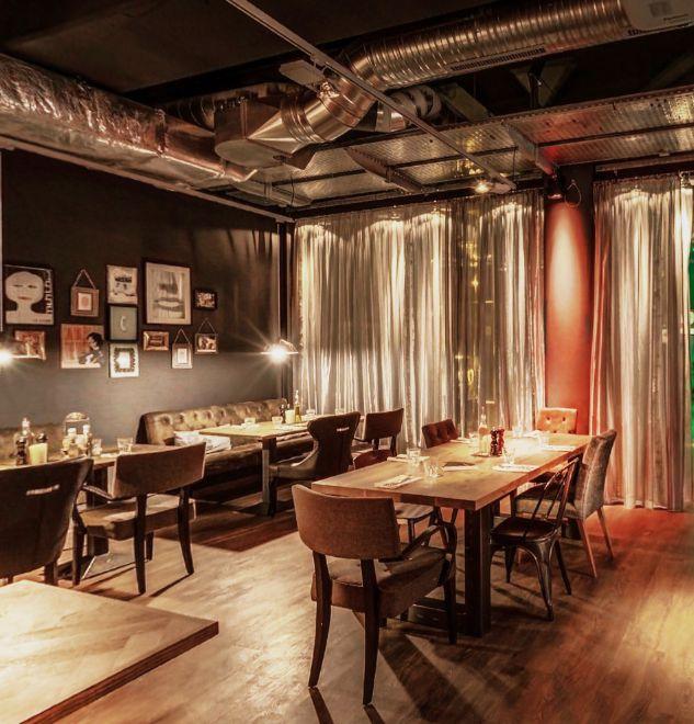 Projekt Pentahotel Paris Restaurant – Studio Boxler Interior Design