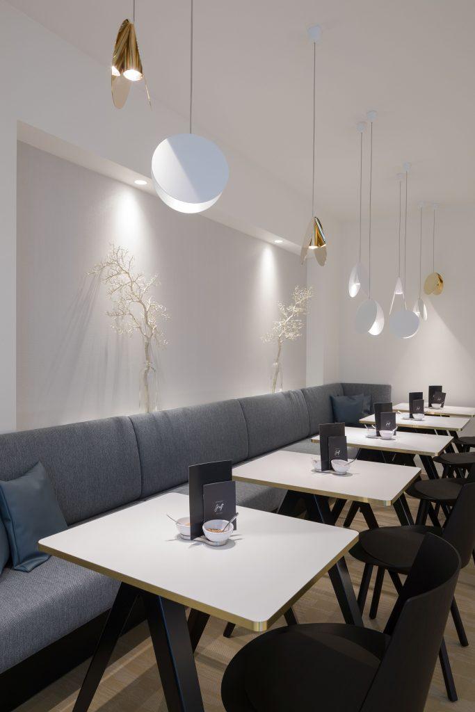 Studio Boxler – Confiserie Graff MTZ Sulzbahc/Ts. Innenarchitektur