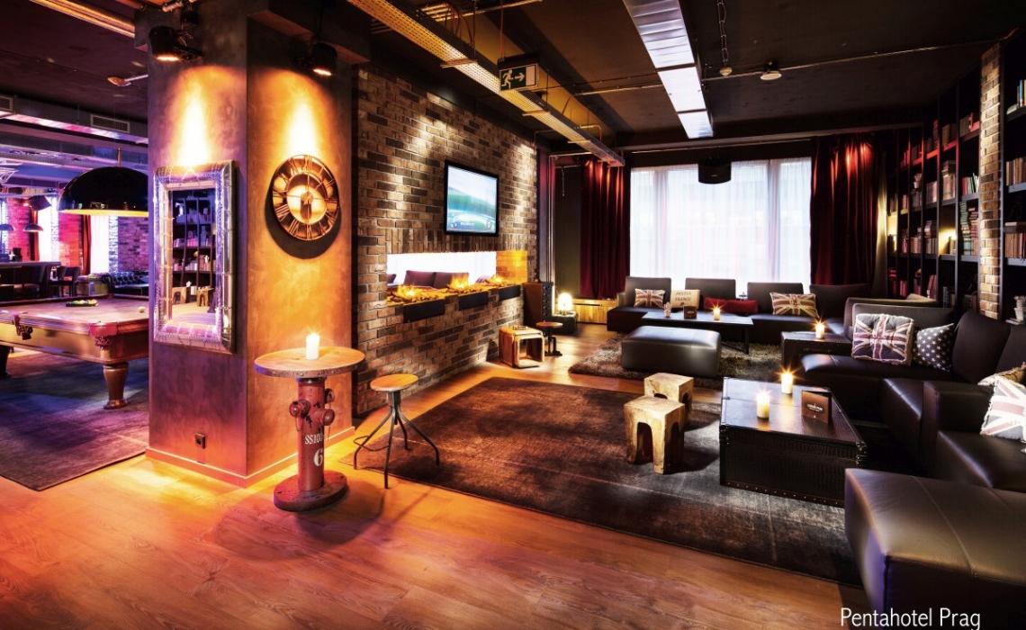Projekt Pentahotel Prag – Studio Boxler Interior Design